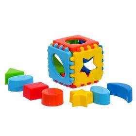 Кубик логический, малый