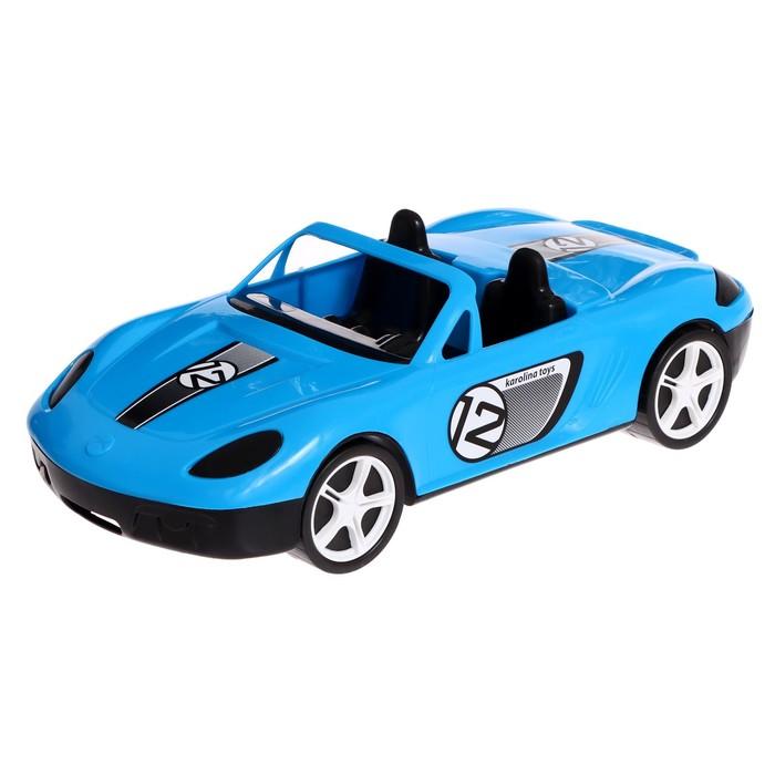 Автомобиль «Кабриолет», цвета МИКС