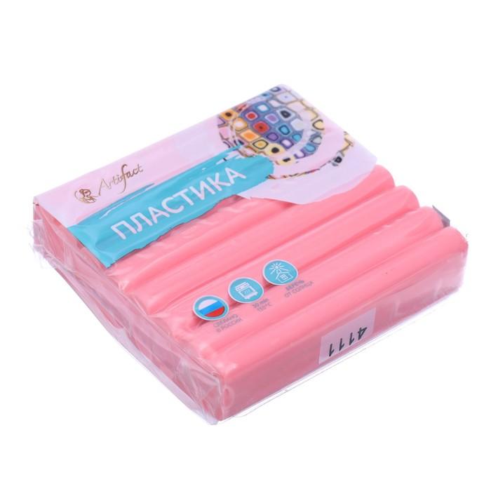 Пластика - полимерная глина 56г классический Розовый фламинго, новая формула
