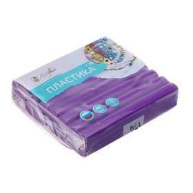 Пластика - полимерная глина 50 г классический Пастельный фиолетовый