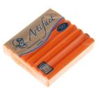 Пластика - полимерная глина 56г классический Оранжевый