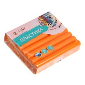 Пластика - полимерная глина 56г классический Апельсиновый Ош