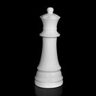 """Фигурка """"Ферзь"""", белая - фото 1591091"""