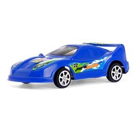 Машина инерционная «Гонка», цвета МИКС