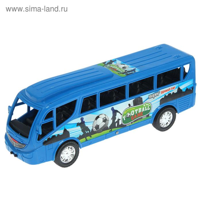 """Автобус инерционный """"Перевозчик"""""""