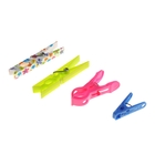 Clothes-pegs, in stock, MIX