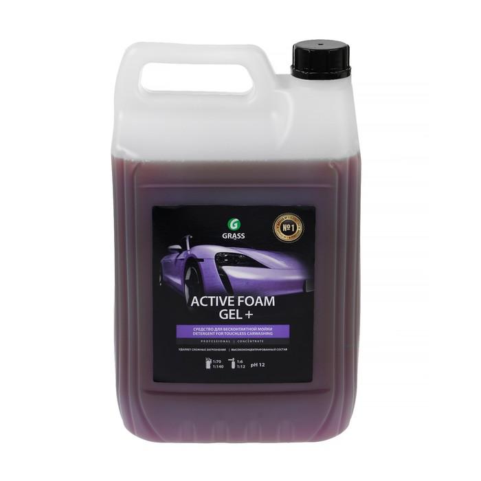 Активная пена Active Foam Gel плюс, канистра 6 кг