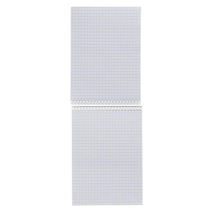 Блокнот А6, 80 листов на гребне Art Master-9, 4 вида МИКС