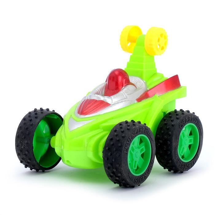 Машина инерционная «Перевёртыш», цвета МИКС - фото 105645062