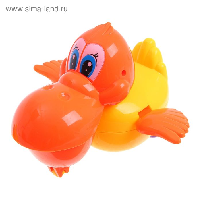 """Животное инерционное """"Пеликан"""", цвета МИКС"""