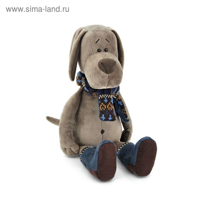 Мягкая игрушка «Пёс Барбоська в уггах»