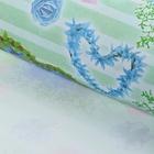"Бумага упаковочная ""Цветочные сердца"", 52 х 73 см"
