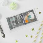 """Салфетки бумажные """"100 долларов"""", набор 16 шт."""