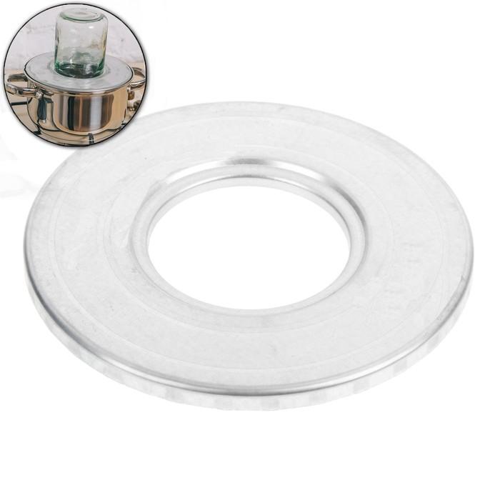 Приспособление для фиксации стеклянной банки при стерилизации, d (отверстия)= 82 мм
