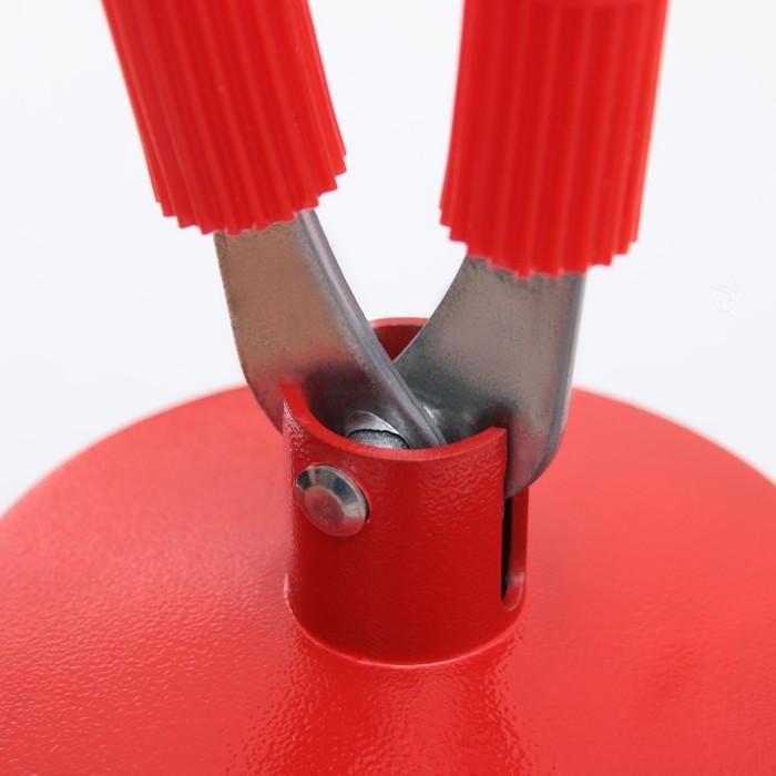 """Машинка закаточная, автомат """"Лось"""" для крышек толщиной не менее 0,2 мм, ручки цвет МИКС"""