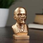 """Статуэтка """"Бюст Ленина"""" малая, бронза"""