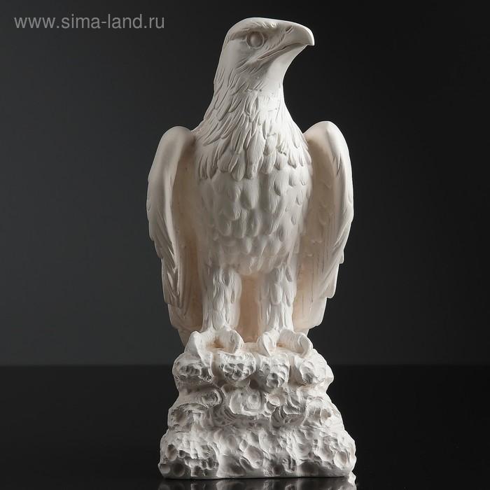 "Статуэтка ""Орёл"" белая"