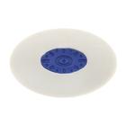 Ластик SMART&SOFT MINI с центровкой, овальный, средней жесткости, из гипоаллергенного материала термопластичной резины (TPR) с пониженным образованием крошек (Dust free)
