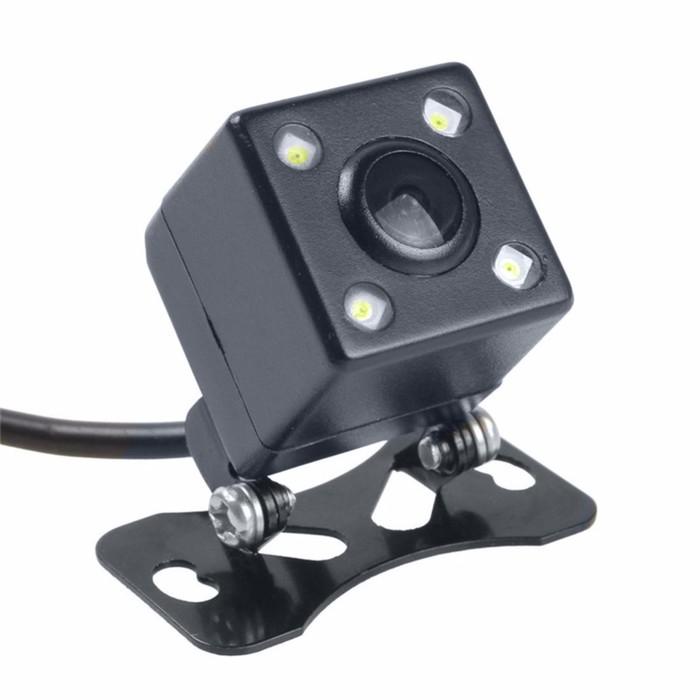Камера заднего вида с подсветкой IР68, обзор 170°