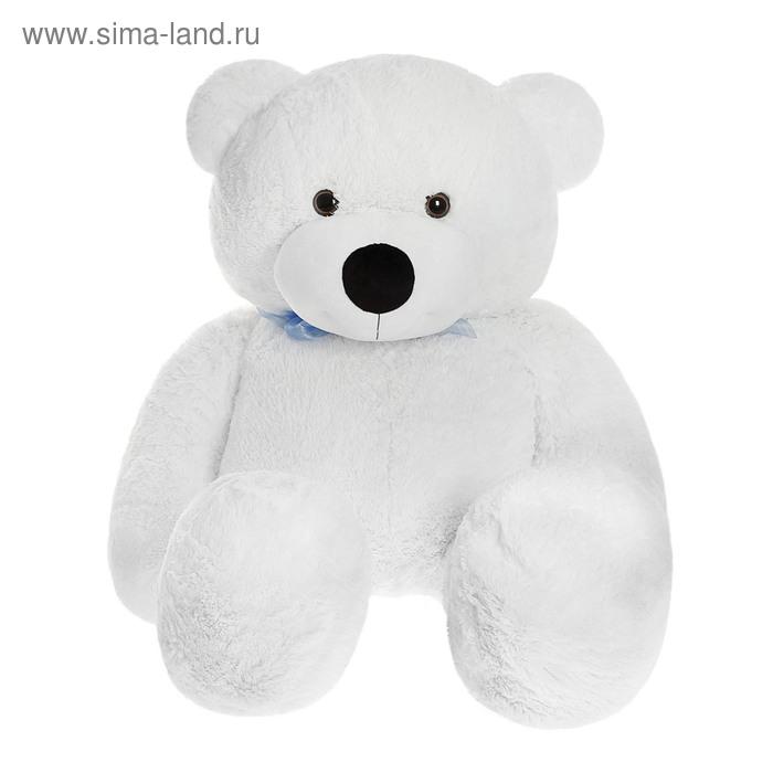 """Мягкая игрушка """"Медведь Мишутка"""", цвет белый"""