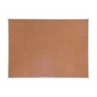 Доска с пробковым покрытием 90х120см, в алюминиевом профиле, серии LINE
