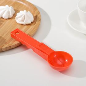 Ложка для мороженого 17 х 5,5 'Мульти', цвет МИКС Ош