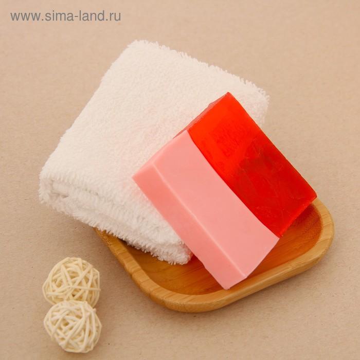 "Набор подарочный ""SPA"" (мыло 100 г. + полотенце 30 х 30 см) МИКС"