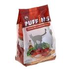 Сухой корм Puffins для кошек, печень по-домашнему, 400 г