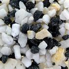 Грунт для аквариума, крошка черно-белая, 5-10 мм, 3,5 кг