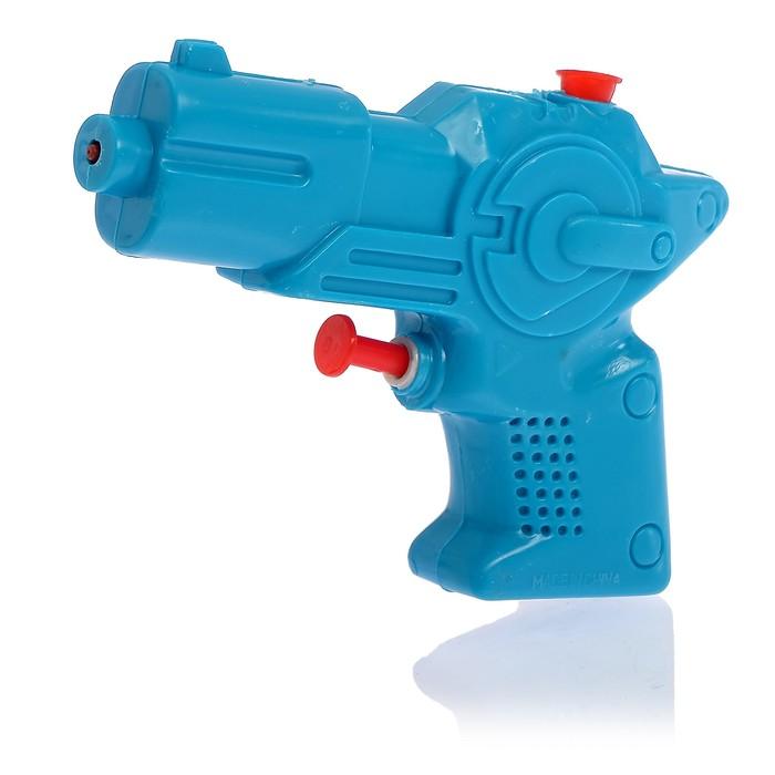 """Водный пистолет """"Стрелок"""", с эксклюзивными наклейками, цвета МИКС"""