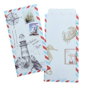 "Envelope gift ""Sea"""
