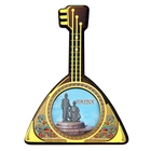 "Magnet in the shape of the balalaika ""Izhevsk"""