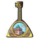 "Magnet in the shape of the balalaika ""Nizhny Novgorod"""