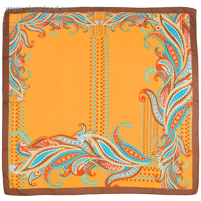 Платок текстильный, 115*115 см