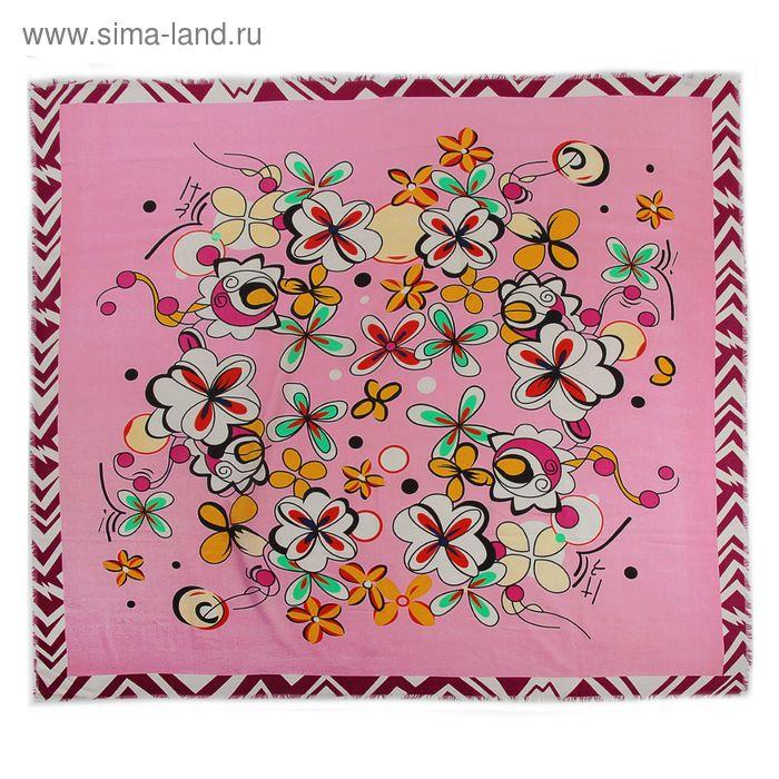 Платок текстильный,130*130 см