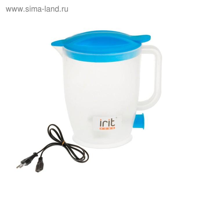 Чайник электрический Irit IR-1121, 1 л, МИКС