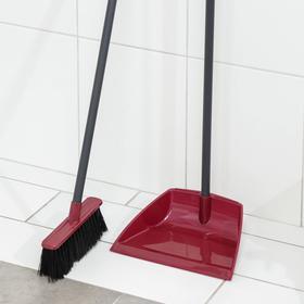 Набор для уборки «Ленивка»: щётка и совок, цвет МИКС - фото 4646725