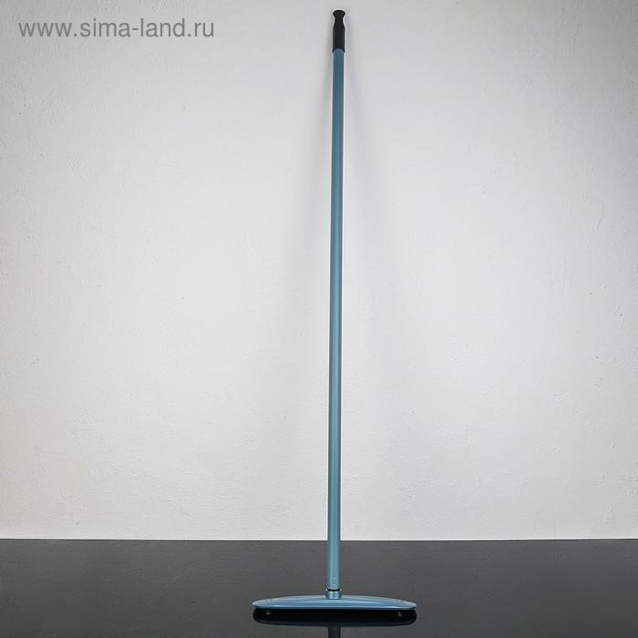 Швабра с черенком 110 см, цвет аметист