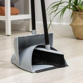 Набор для уборки Svip Original, 2 предмета: щетка для пола, совок, цвет МИКС