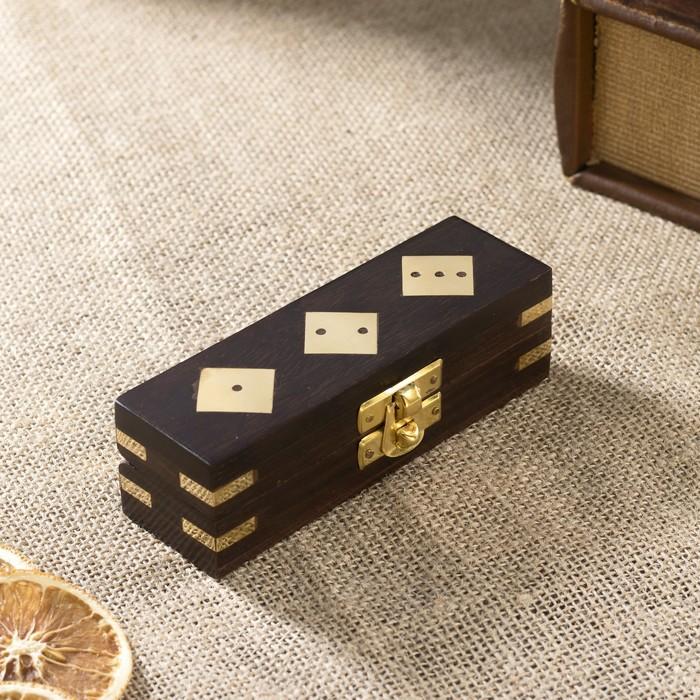 """Набор кубиков """"Квинтет"""", 5 шт. в шкатулке"""
