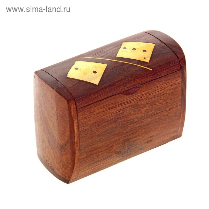 """Набор кубиков """"Агра"""", 5 шт. в шкатулке"""