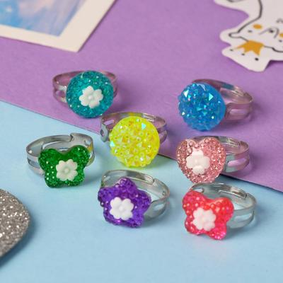 "Ring children ""Platter sugar"", MIX color, dimensionless, form MIX"
