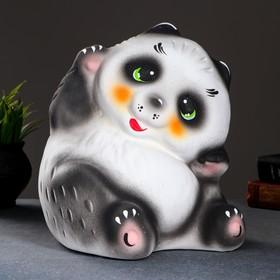 "Копилка ""Панда малыш"" 27см"