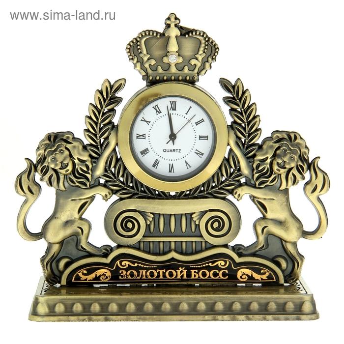 """Часы """"Золотой босс"""""""