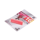 Флешка USB2.0 Silicon Power Ultima U06, 16 Гб, ск. чт. 10 Мб/с, ск. зап. 5 Мб/с, розовая