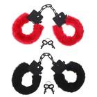 Handcuffs plastic MIX color