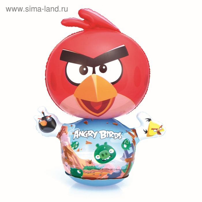 "Боксерский мешок мини ""Angry Birds"", от 1 года"