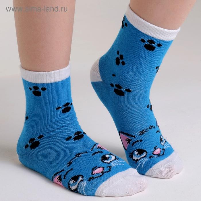 """Носки детские Collorista """"Котёнок"""", возраст 1-3 года"""