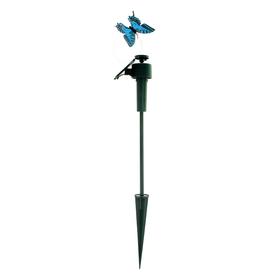 """Садовый декор """"Порхающая бабочка"""" на солнечной батарее ЭРА SL-PL42-BTF, пластик, 42 см"""