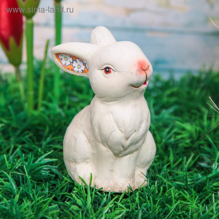 """Сувенир """"Белый кролик"""" МИКС"""